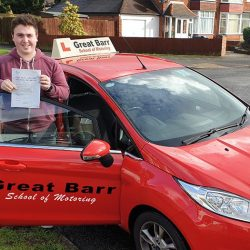 Josh Guest from Great Barr